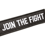 Join The Fight Jet Tag -  - Accessories - Violent Gentlemen