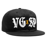 Suavecito Gentlemen Snapback - Black - Hats - Violent Gentlemen