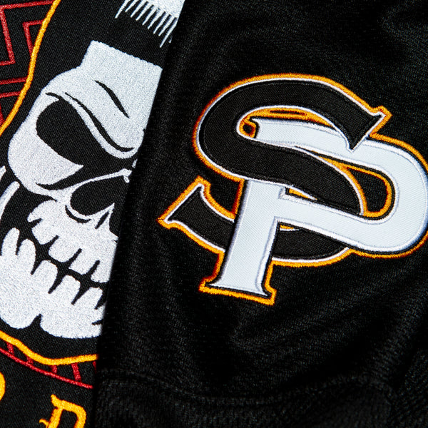 Suavecito Hockey Jersey - Black - Jerseys - Violent Gentlemen
