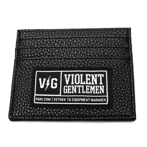 ID Holder - Black - Accessories - Violent Gentlemen