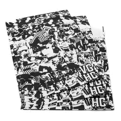 All Over Print Bag - Black - Accessories - Violent Gentlemen