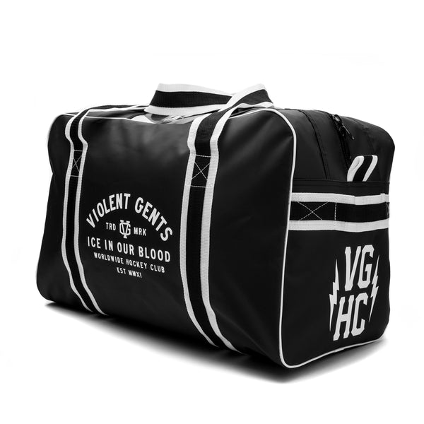 VG Coaches Bag - Black - Accessories - Violent Gentlemen