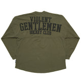 Bolts Spirit Jersey -  - Men's Long Sleeve T-Shirts - Violent Gentlemen