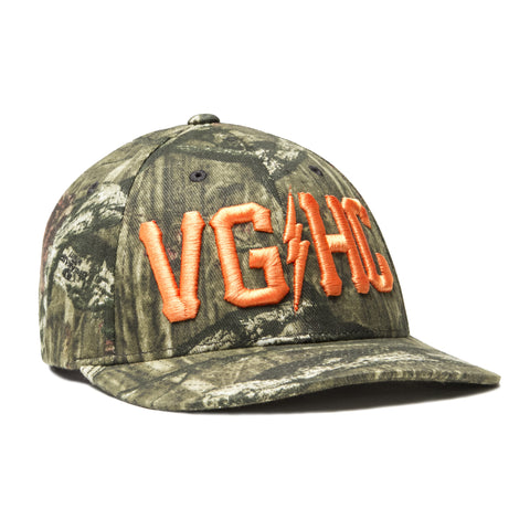 VGHC Flexfit - Tree Camo - Hats - Violent Gentlemen