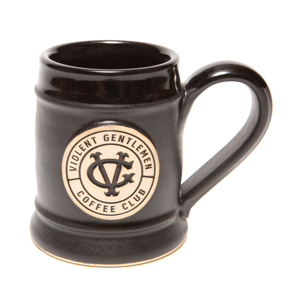 Winger VGCC Ceramic Coffee Mug -  - Accessories - Violent Gentlemen