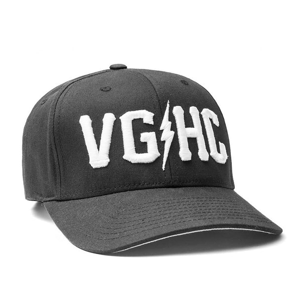 VGHC Flexfit - Black - Hats - Violent Gentlemen