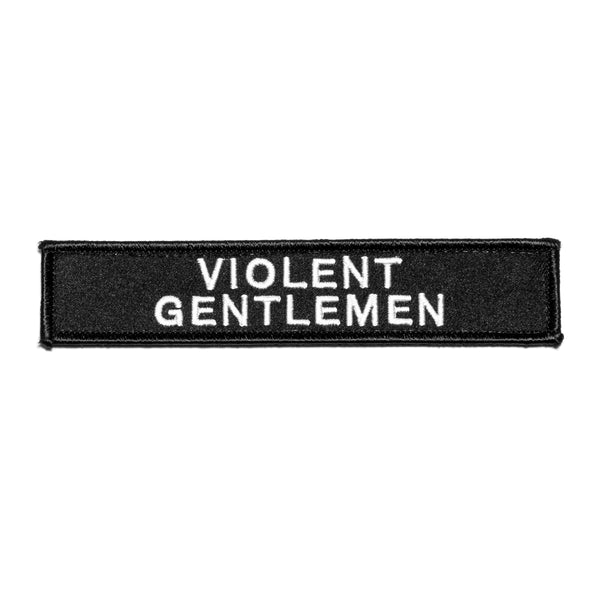 Classic Velcro Patch -  - Accessories - Violent Gentlemen