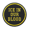 Ice In Our Blood Patch