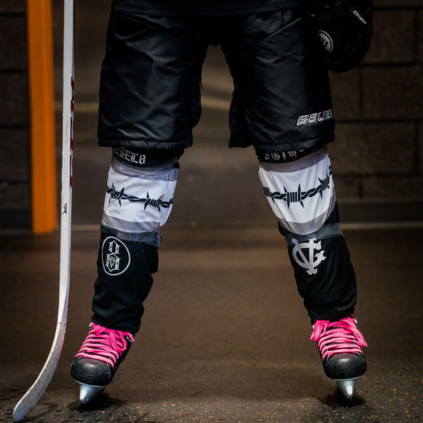 REBEL8 x VG Hockey Socks -  - Jerseys - Violent Gentlemen