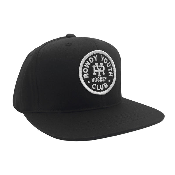 Rowdy Youth Circle Youth Snapback
