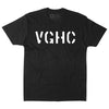 Rise Tee - Black - Men's T-Shirt - Violent Gentlemen