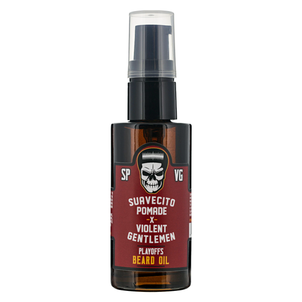 SP x VG Playoffs Beard Oil -  - Accessories - Violent Gentlemen