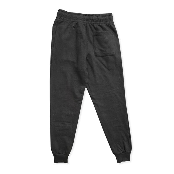 The Storm Stadium Pants - Black - Men's Fleece Pants - Violent Gentlemen