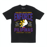 Enforce Pilipinas Tee -  - Men's T-Shirts - Violent Gentlemen