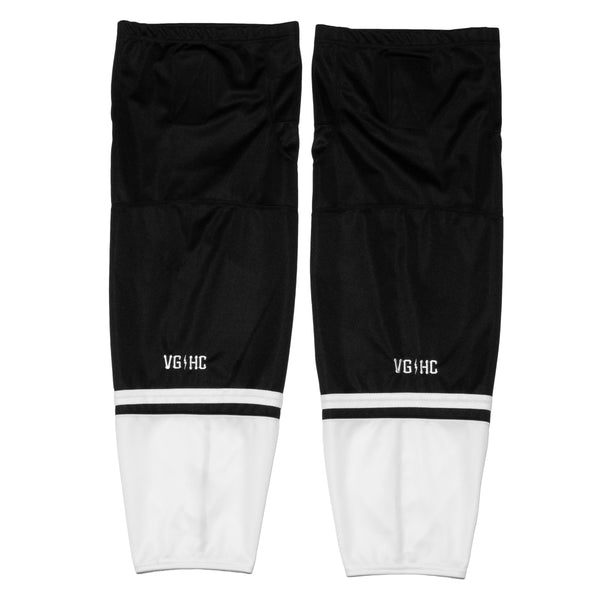 Brass Bonanza Hockey Socks - Black - Jerseys - Violent Gentlemen