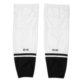 Brass Bonanza Hockey Socks - White - Jerseys - Violent Gentlemen
