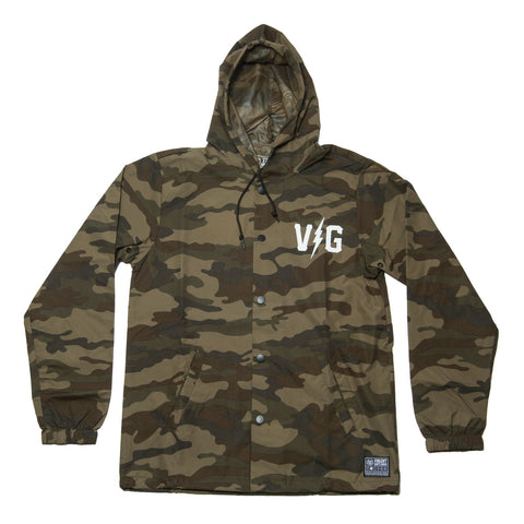 Loyalty Jacket - Forest Camo - Men's Jackets - Violent Gentlemen