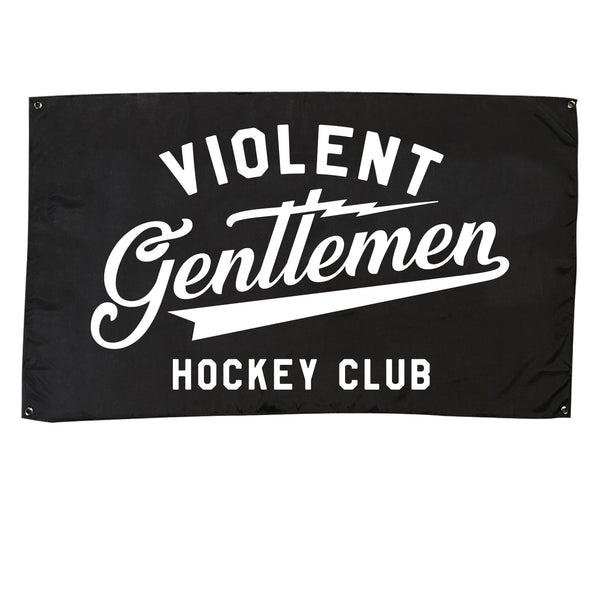 Brass Bonanza Flag - Black - Accessories - Violent Gentlemen