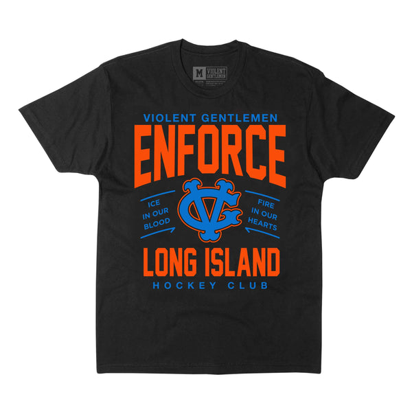 Enforce Long Island Tee -  - Men's T-Shirts - Violent Gentlemen