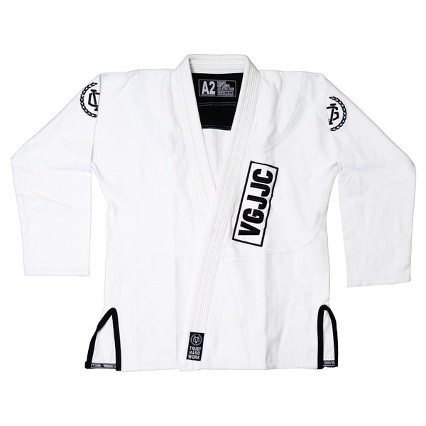 VGJJC Gi - White - Jerseys - Violent Gentlemen