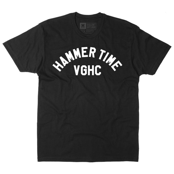 Home Team Hammer Time Tee - Black - Men's T-Shirts - Violent Gentlemen