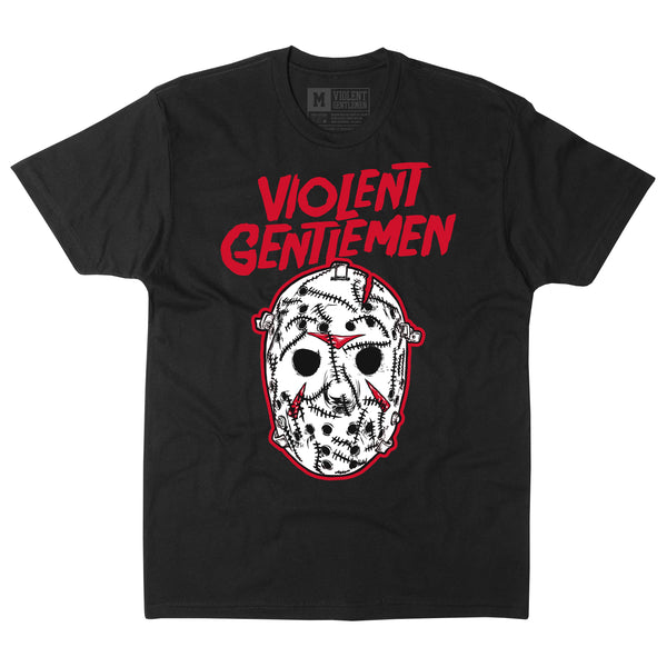 Jason Cheevers Tee - Black - Men's T-Shirts - Violent Gentlemen