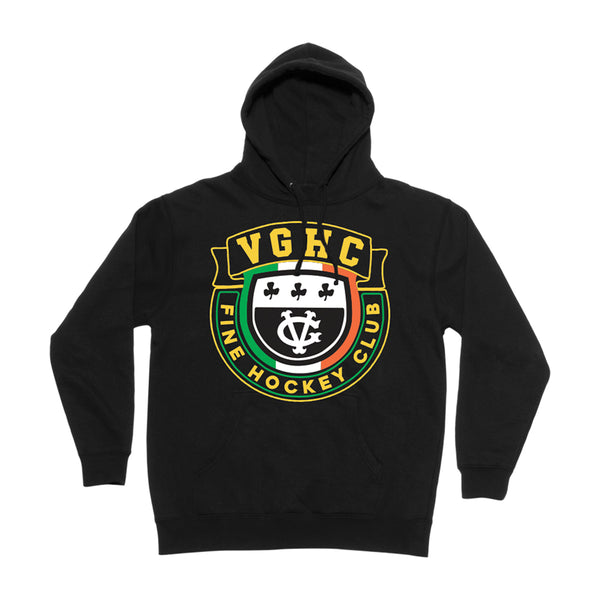 Fine Hockey Club Pullover Hood -  - Men's Fleece Tops - Violent Gentlemen