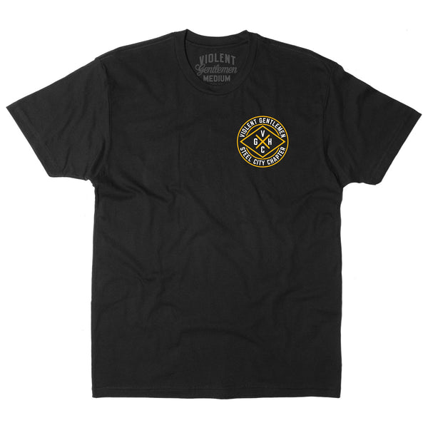 Steel City Chapter HC Tee