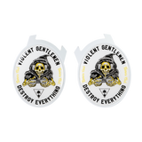 Violent Gentlemen Reaper Elite Speaker Plates -  - Accessories - Violent Gentlemen