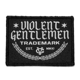 The New Standard Velcro Patch -  - Accessories - Violent Gentlemen