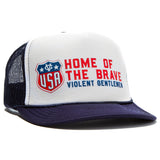 Brave Trucker -  - Hats - Violent Gentlemen