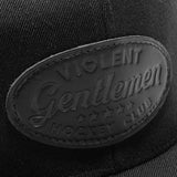 Five Star Leather Patch Trucker -  - Hats - Violent Gentlemen