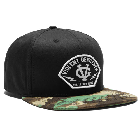 Glory Snapback -  - Hats - Violent Gentlemen