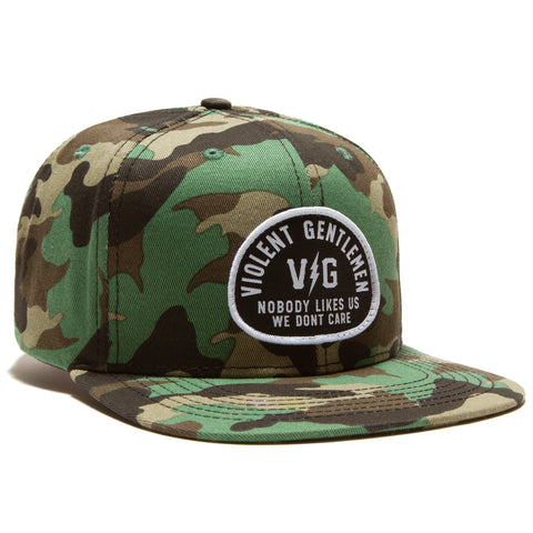 Domi Snapback -  - Hats - Violent Gentlemen