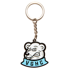 Polar Ron Metal Keychain -  - Accessories - Violent Gentlemen