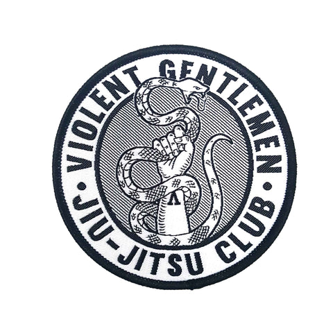 VGJJC Woven Patch -  - Accessories - Violent Gentlemen