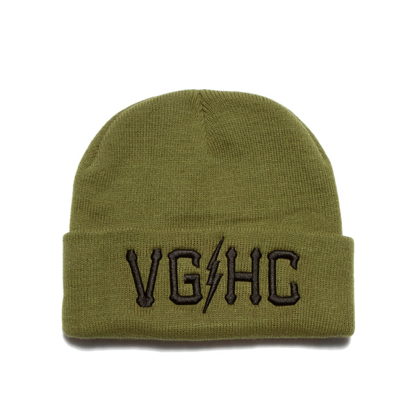 Bolt Club Cuff Beanie -  - Beanies - Violent Gentlemen