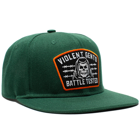 Battle Tested Snapback -  - Hats - Violent Gentlemen