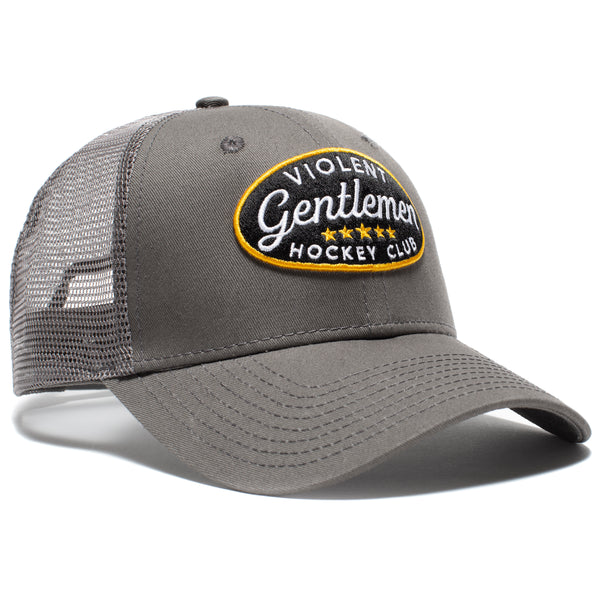 Five Star Trucker -  - Hats - Violent Gentlemen