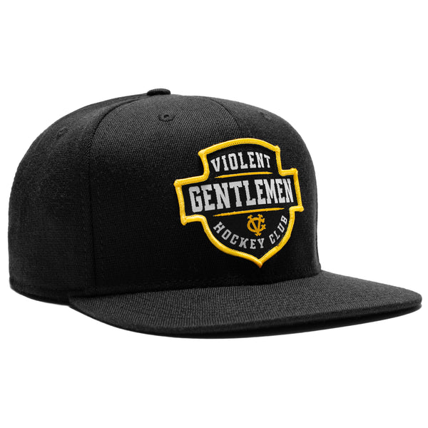 Iron Snapback -  - Hats - Violent Gentlemen
