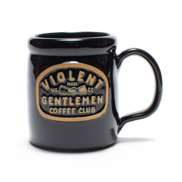 VGCC Ceramic Coffee Mug -  - Accessories - Violent Gentlemen