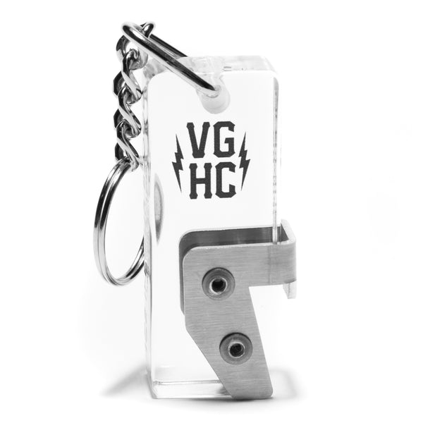 Glass Bottle Opener Keychain -  - Accessories - Violent Gentlemen