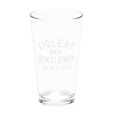 Loyalty Pint Glass -  - Accessories - Violent Gentlemen