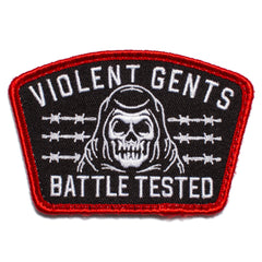 Battle Tested Velcro Patch -  - Accessories - Violent Gentlemen