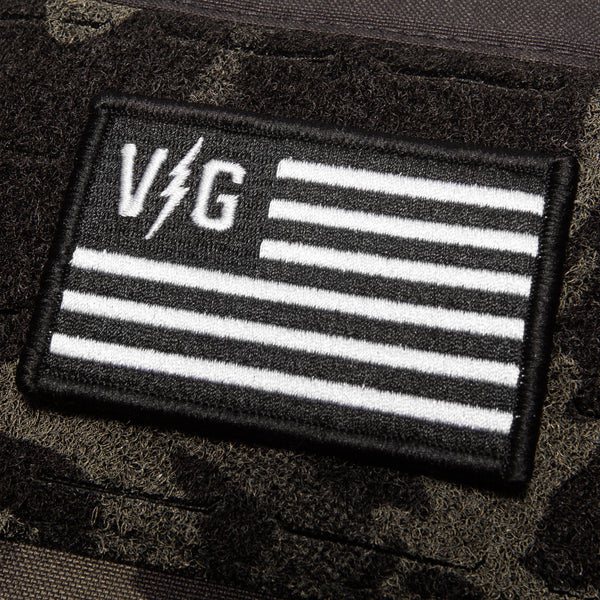 USA Velcro Patch -  - Accessories - Violent Gentlemen