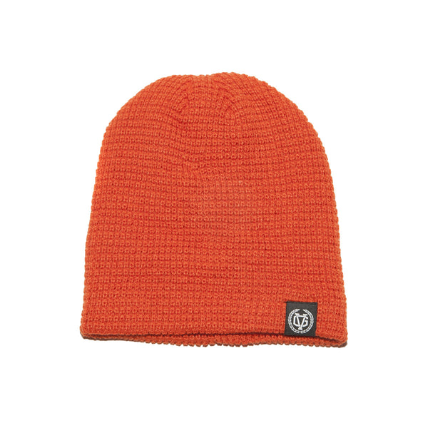 Lumberjack Beanie - Orange - Beanies - Violent Gentlemen