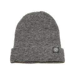 Clips Fold Beanie - Heather Grey - Beanies - Violent Gentlemen