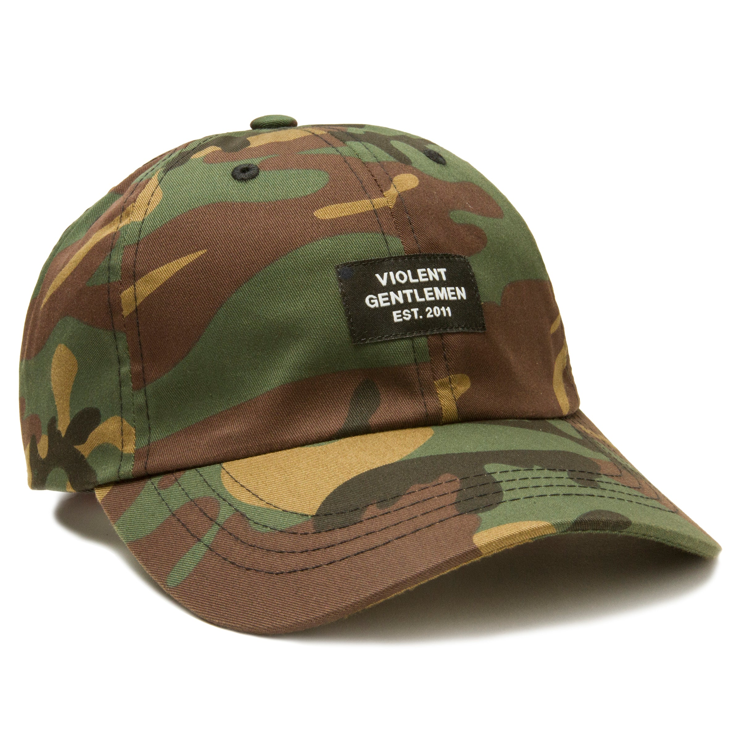 a63c5020488 Lemieux Dad Hat - Camo - Hats - Violent Gentlemen