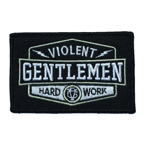 Hard Work Patch