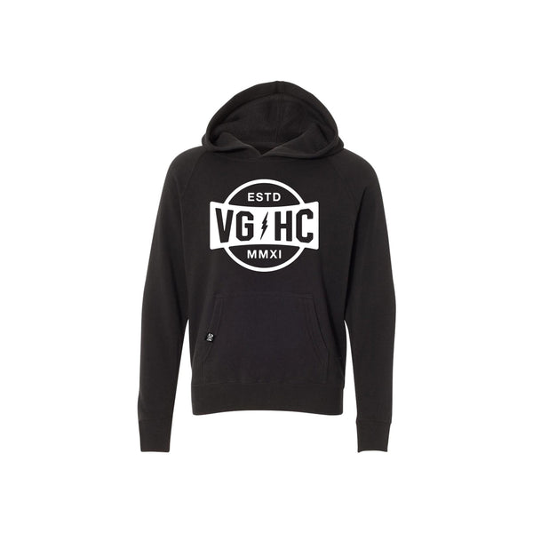 Bonded Kids Pullover Hood -  - Kid's Fleece Tops - Violent Gentlemen